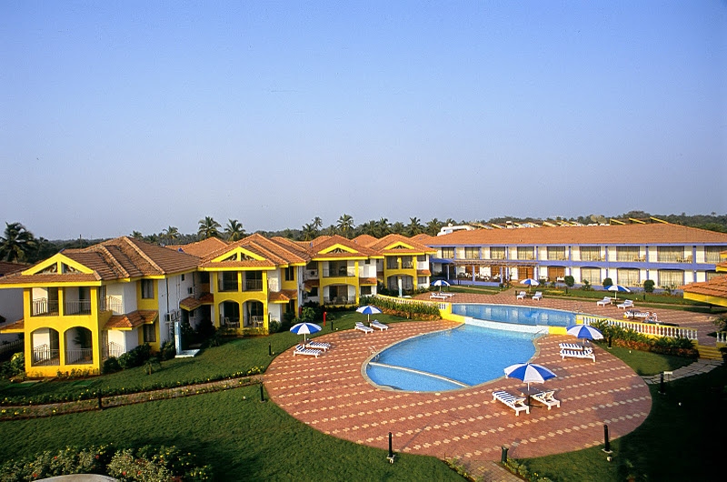Goa four star hotels for comfortable accommodation india for 4 star hotel