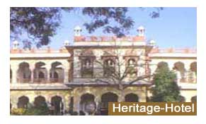 Heritage Hotels in Ooty