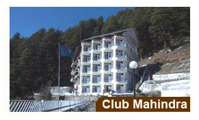 Club Mahindra Snow View Resort Kufri