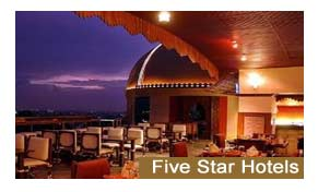 Five Star Hotels in Bangalore
