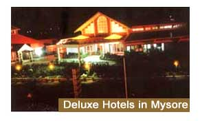 Deluxe Hotels in Mysore