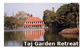 Taj Garden Retreat