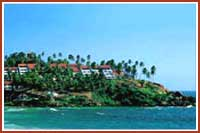 Five Star Hotels in Kovalam