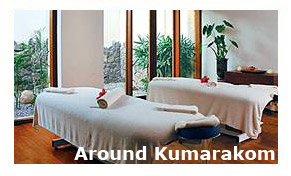 Hotels around Kumarakom