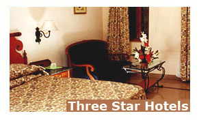 Three Star Hotels in Munnar