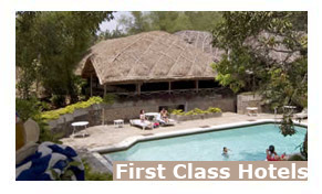 First Class Hotels in Thekkady