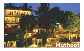 Muthoot Cardamom County Hotel