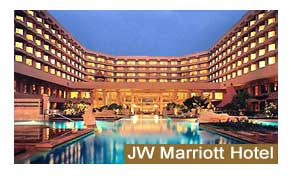 JW Marriot Hotel, Mumbai