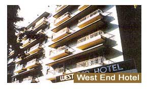 West End Hotel Mumbai