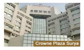 Crowne Plaza Surya New New Delhi