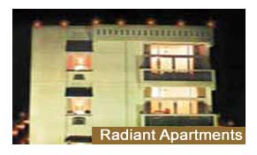 Radiant Apartments  New Delhi