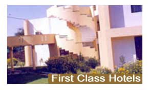 First Class Hotels in Bharatpur