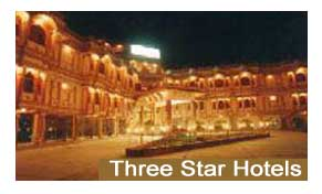 Three Star Hotels in Bikaner