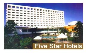 Five Star Hotels in Jaipur