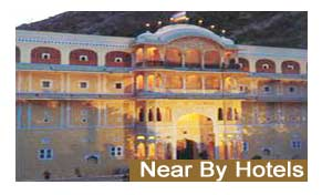 Hotels and Resorts Near Jaipur