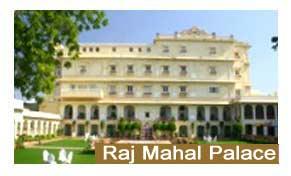 Raj Mahal Palace Jaipur