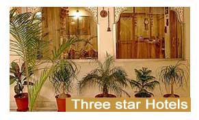 Three Star Hotels in Jaipur