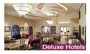 Deluxe Hotels in Jodhpur
