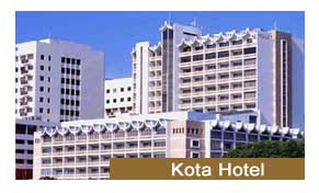 Hotels in Kota