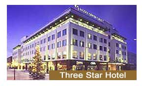 Three Star Hotels in Kota