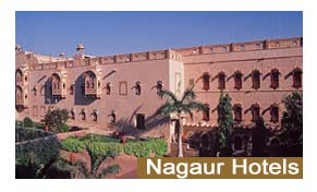 Hotels in Nagaur