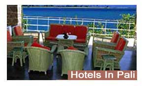 Hotels in Pali