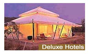 Deluxe Hotels in Ranthambore