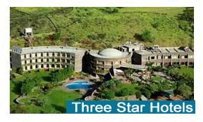 Three Star Hotels in Udaipur