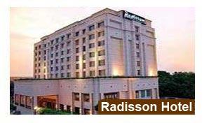 hotel radisson varanasi: