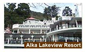 Alka Lake View Resort Nainital Alka Lake View Resort Nainital In