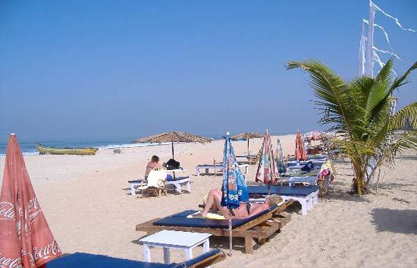 Club Mahindra Varca Beach Resort Glorios