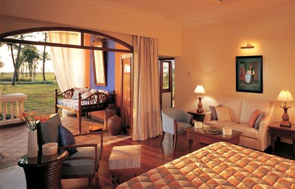Taj Exotica Hotel Interior