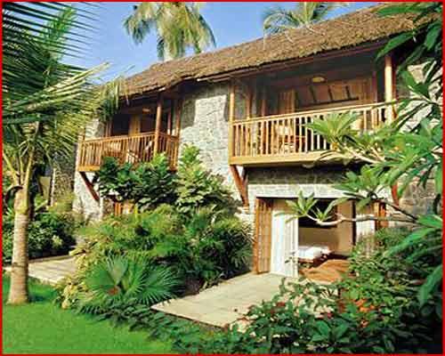 Taj Green Cove Resort Garden