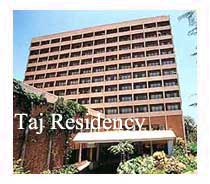 Taj Residency Bangalore, Hotels in Bangalore, Bangalore Hotels, Hotel Booking for The Taj Residency Bangalore