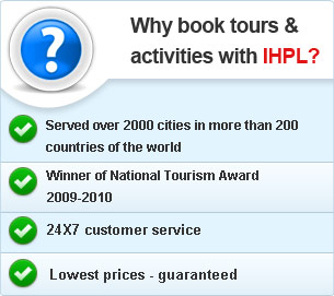 Why Book Tours with us