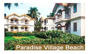 Paradise Village Beach Resort Goa