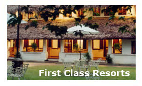 First Class Resorts in Alleppey