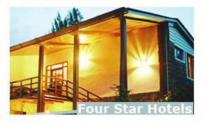 Four Star Hotels in Munnar