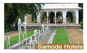 Hotels in Samode